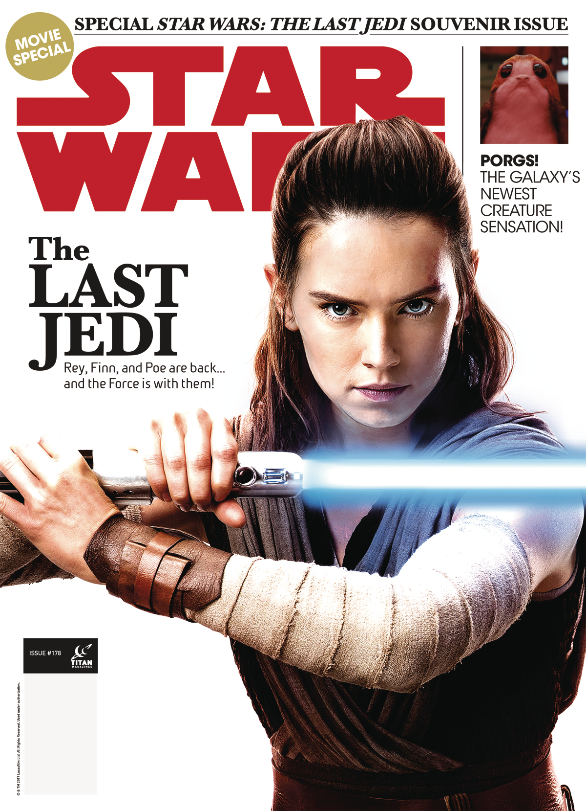 STAR WARS INSIDER #178 NEWSSTAND ED