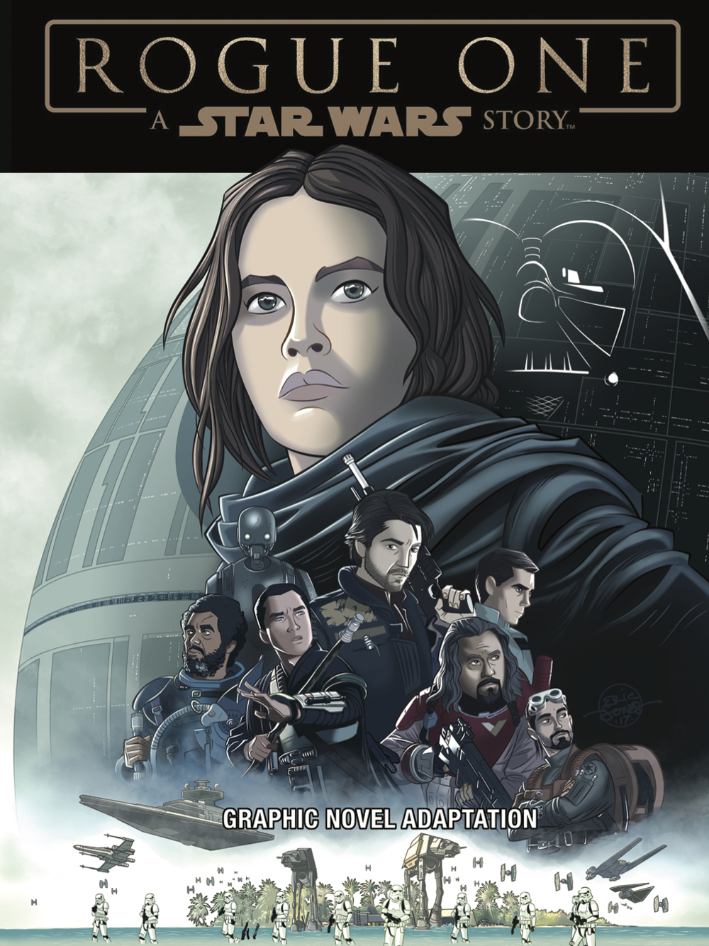 STAR WARS ROGUE ONE GN (OCT170517)