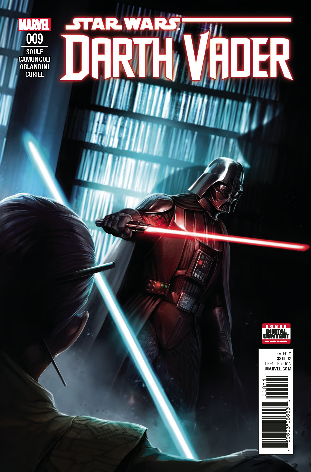 STAR WARS DARTH VADER #9