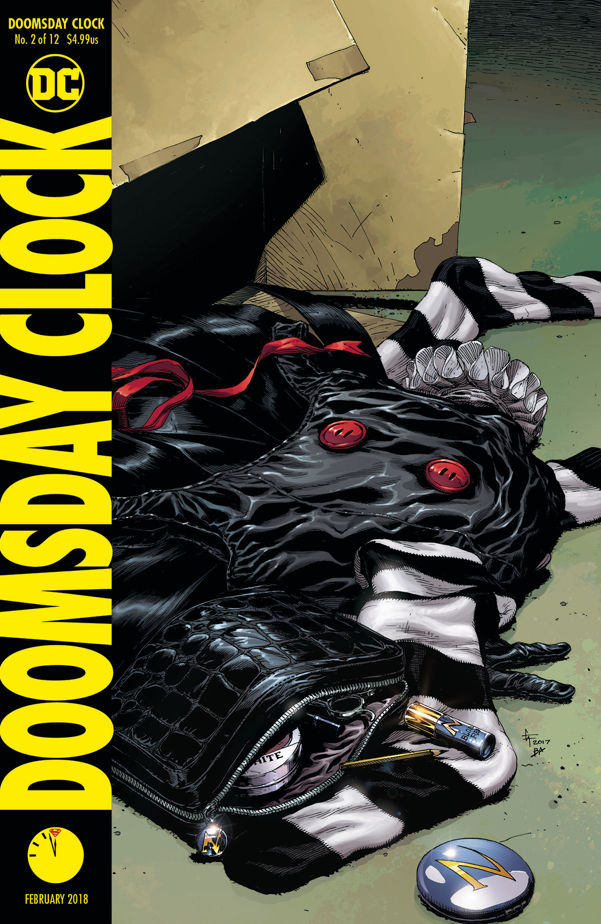 Doomsday Clock #2