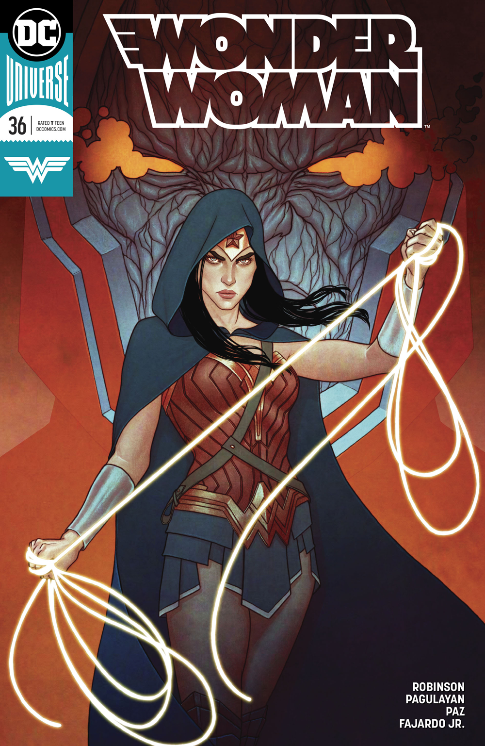 WONDER WOMAN #36 VAR ED