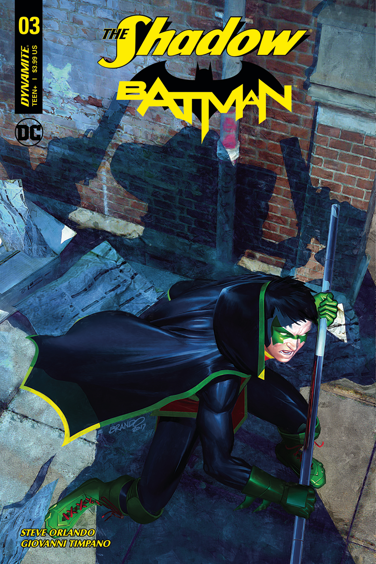 SHADOW BATMAN #3 (OF 6) CVR B PETERSON
