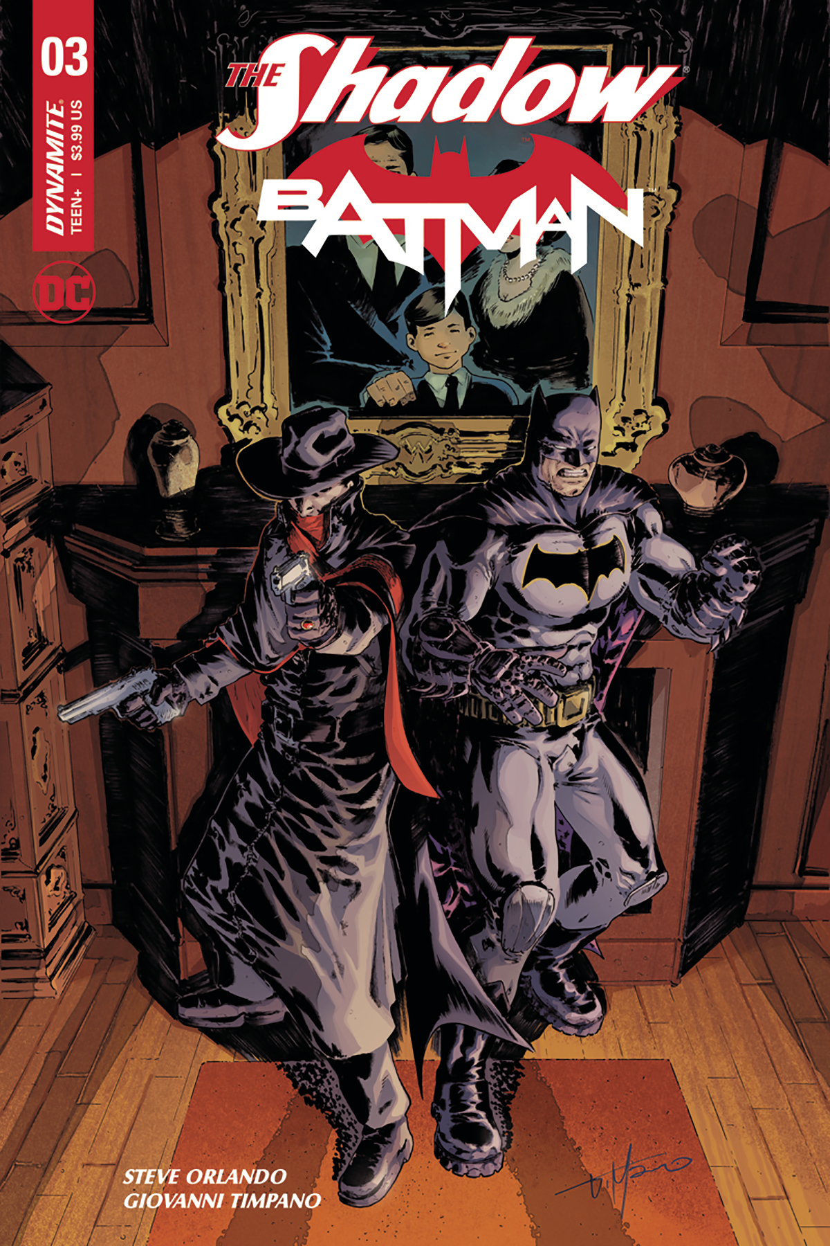 SHADOW BATMAN #3