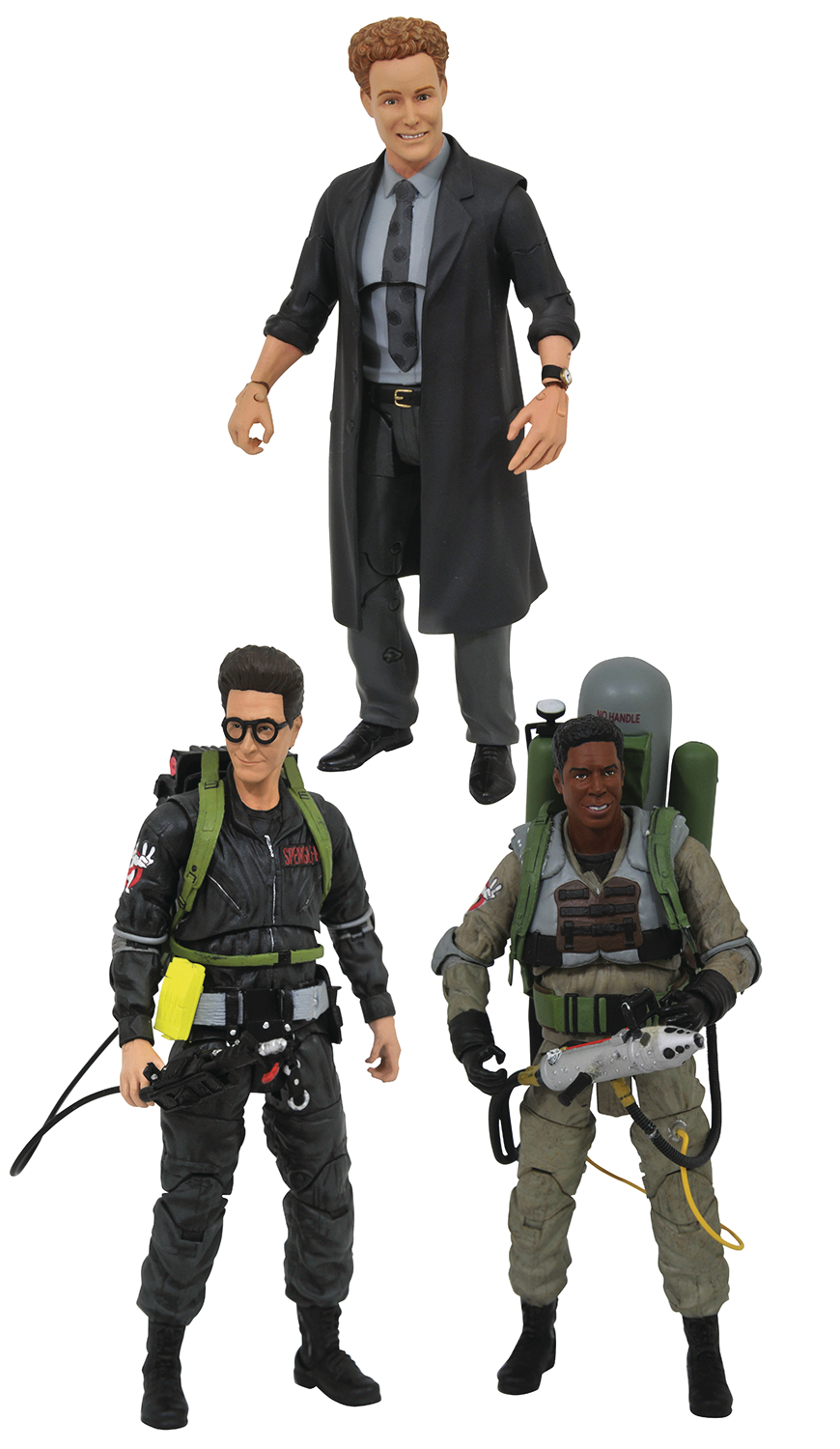 GHOSTBUSTERS 2 SELECT AF SERIES 7 ASST