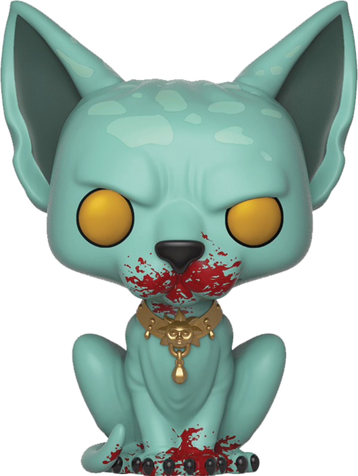 FCBD 2018 POP SAGA BLOODY LYING CAT PX VIN FIG