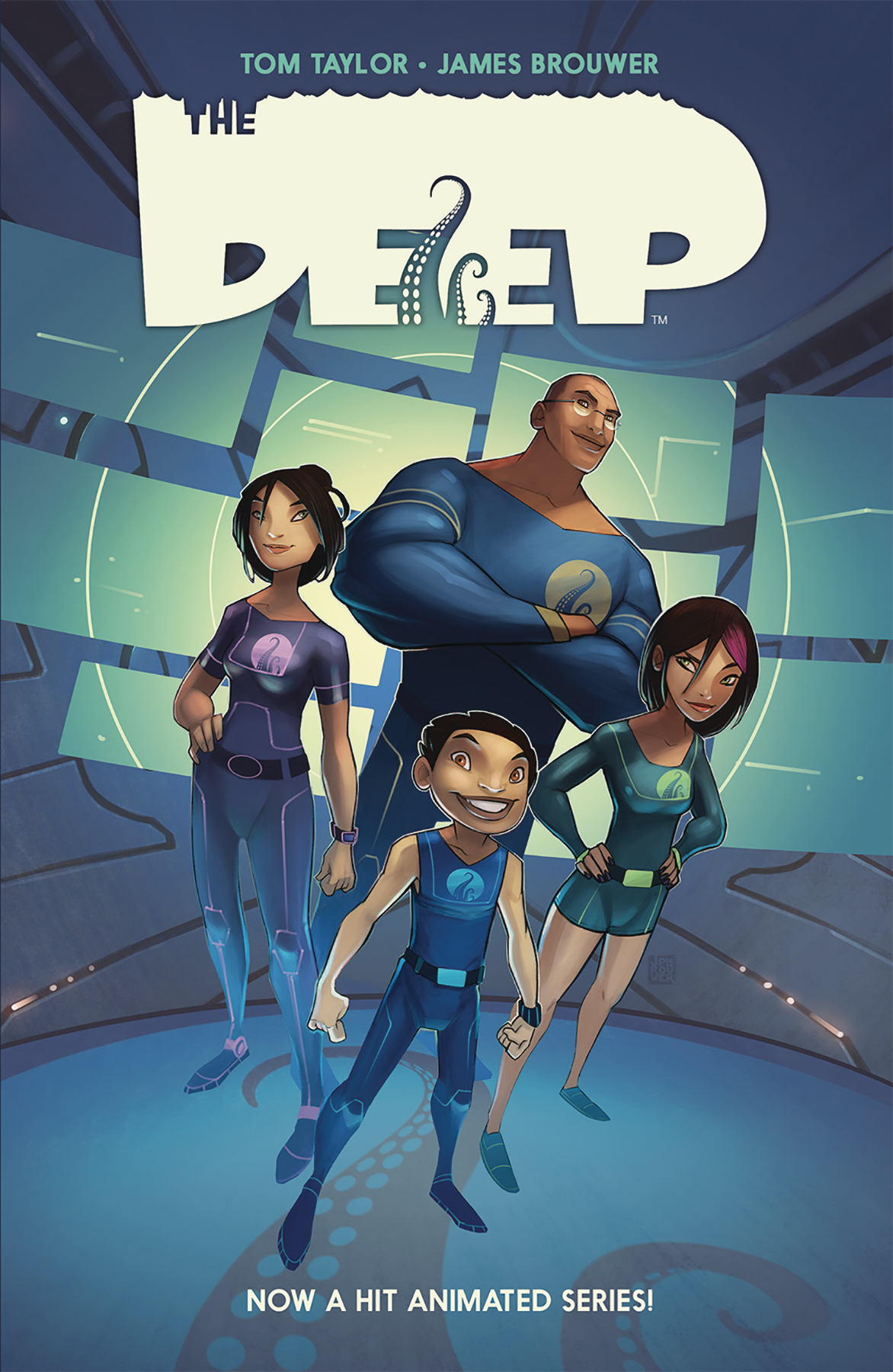 DEEP (Tom Taylor & James Brouwer) TP [BOOM EDITION]