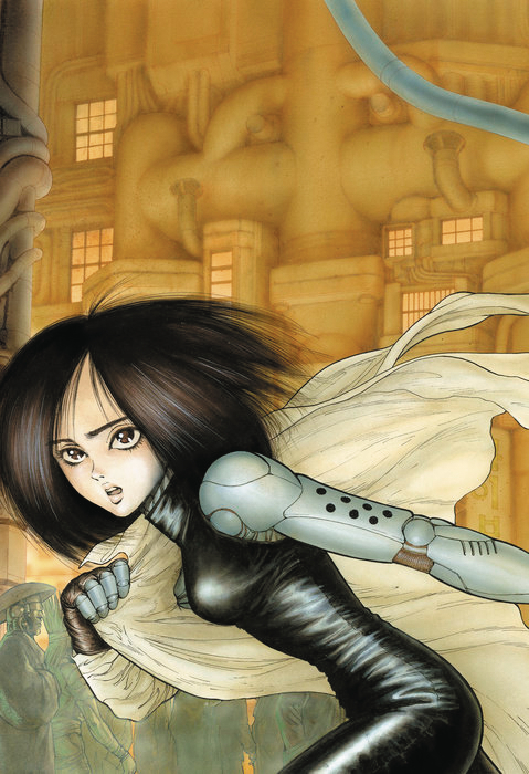 BATTLE ANGEL ALITA DELUXE ED HC VOL 02