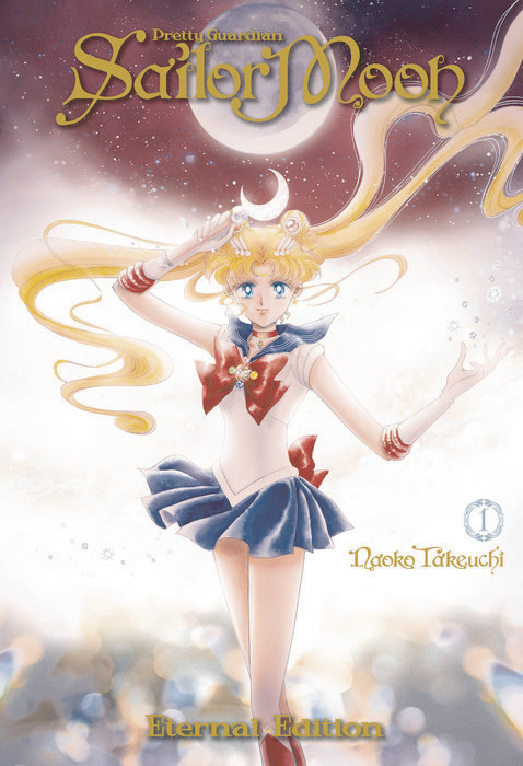 SAILOR MOON ETERNAL ED VOL 01 (RES)