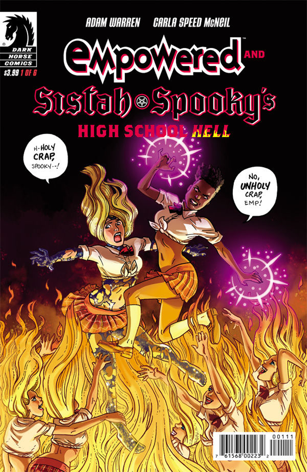 EMPOWERED & SISTAH SPOOKYS HIGH SCHOOL HELL #1