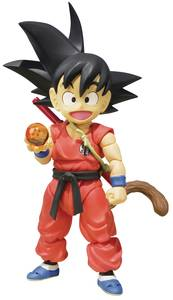 DRAGON BALL KID GOKU S.H.FIGUARTS AF