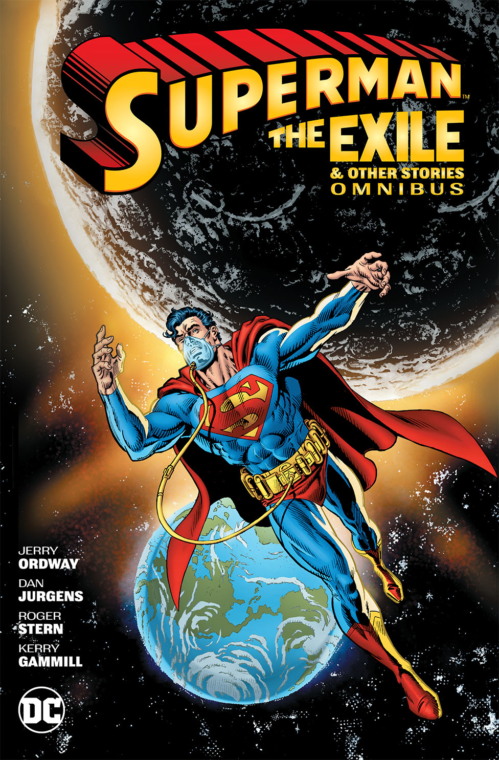 SUPERMAN EXILE AND OTHER STORIES OMNIBUS HC (OCT170379)