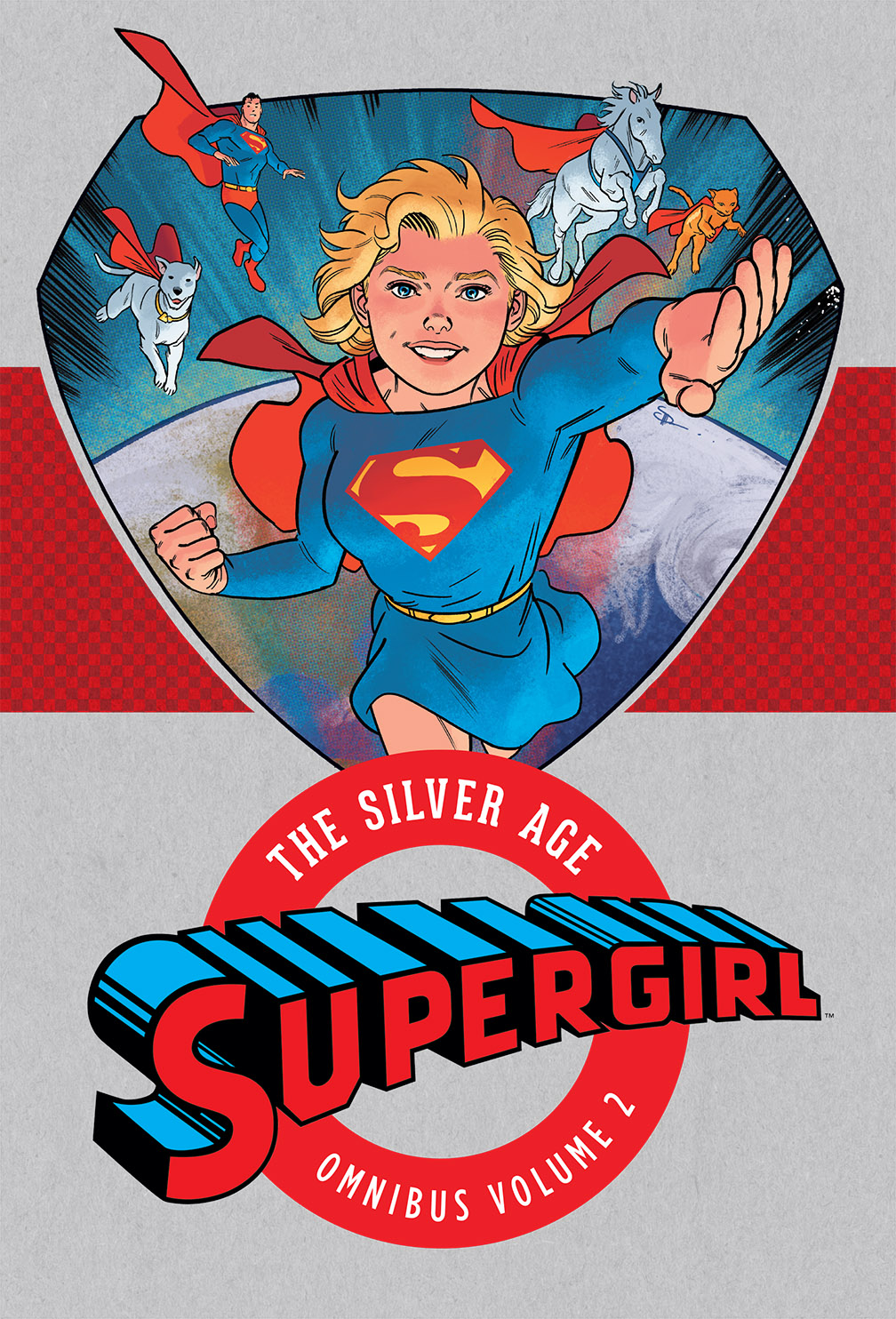 SUPERGIRL THE SILVER AGE OMNIBUS HC VOL 02