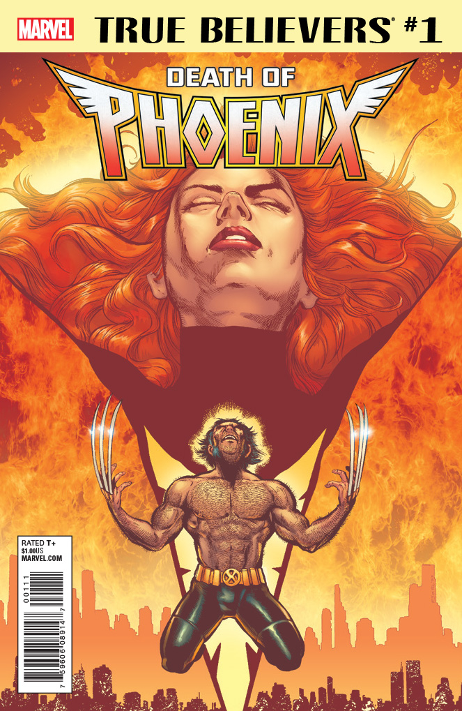 TRUE BELIEVERS DEATH OF PHOENIX