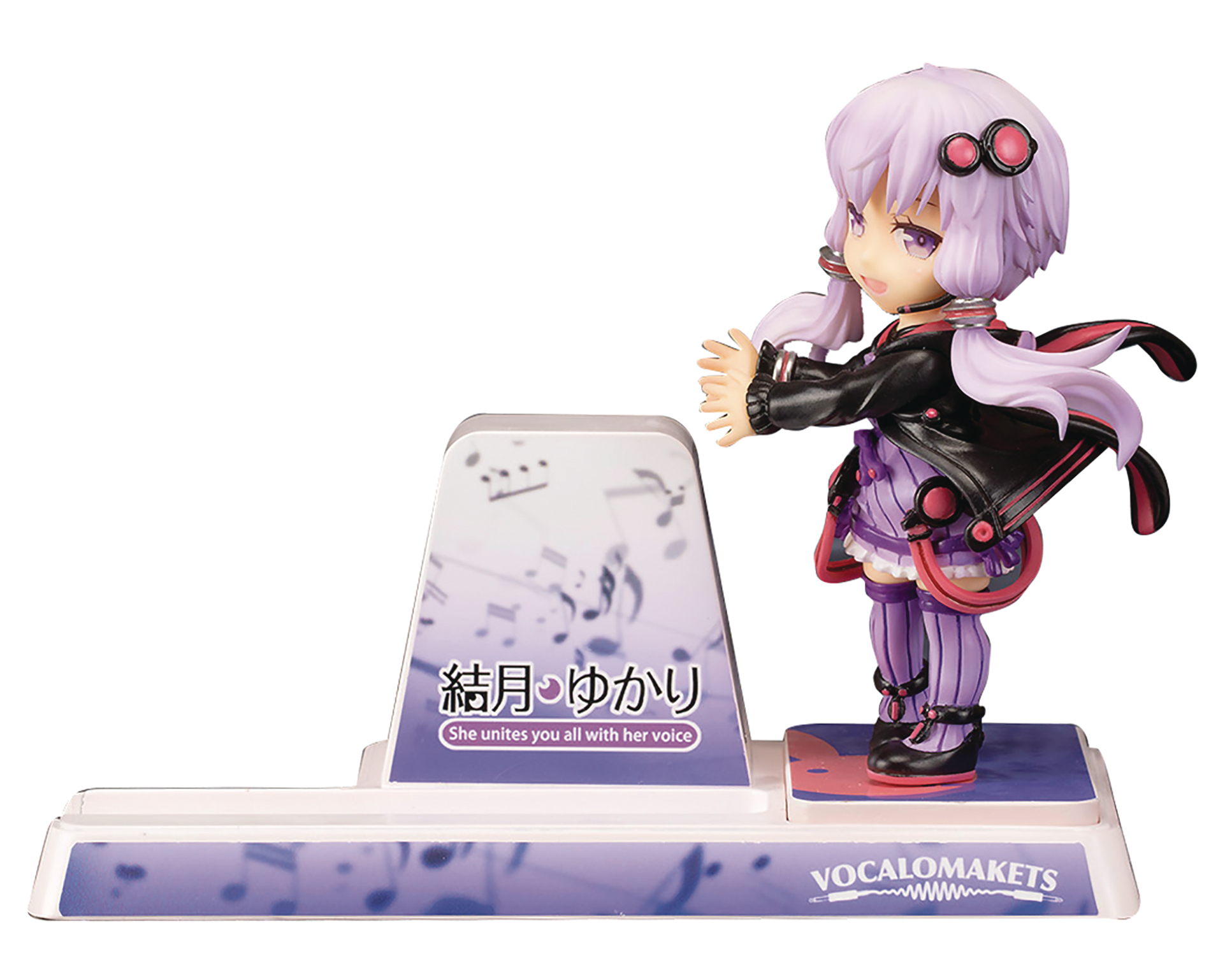 BISHOUJO CHARACTER COLLECTION NO-13 YUZUKI PHONE STAND