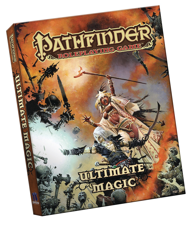 PATHFINDER RPG ULTIMATE MAGIC POCKET ED