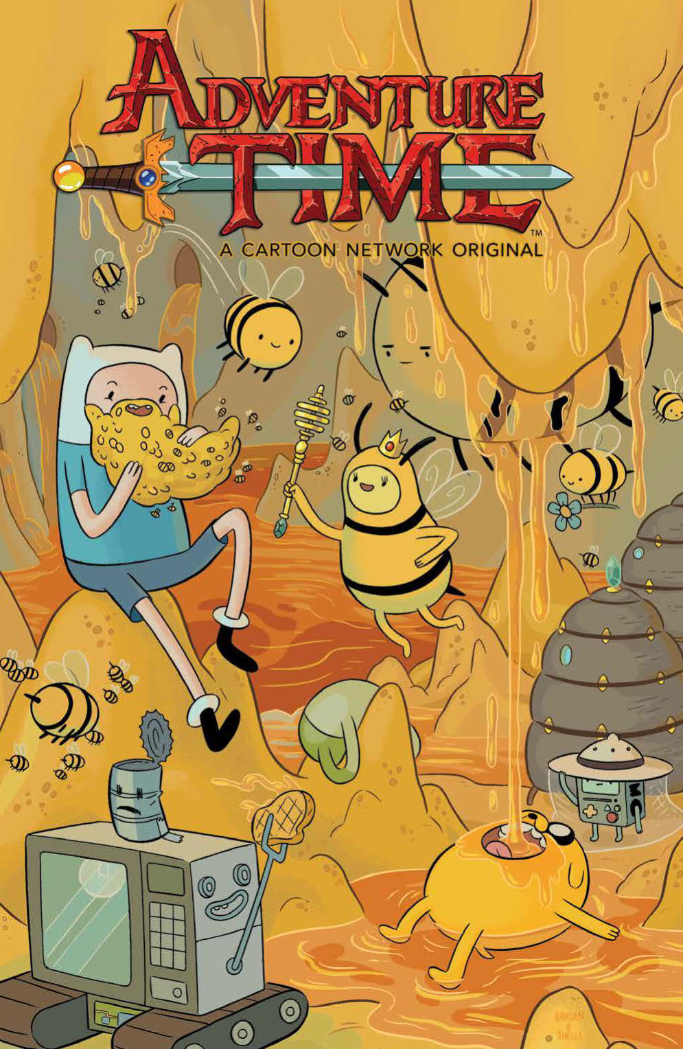 ADVENTURE TIME TP VOL 14
