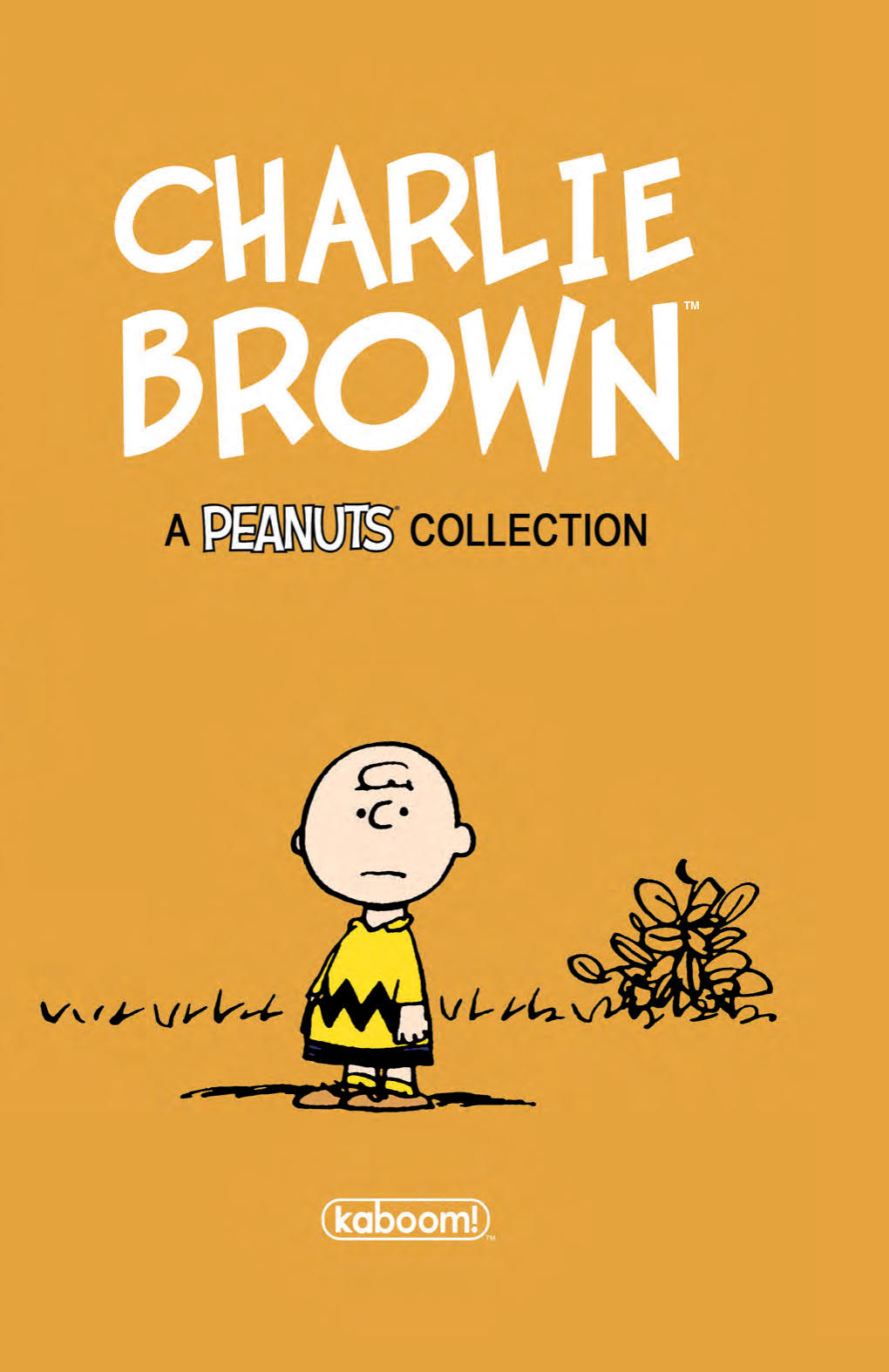 CHARLES M SCHULZ CHARLIE BROWN TP PEANUTS COLLECTION