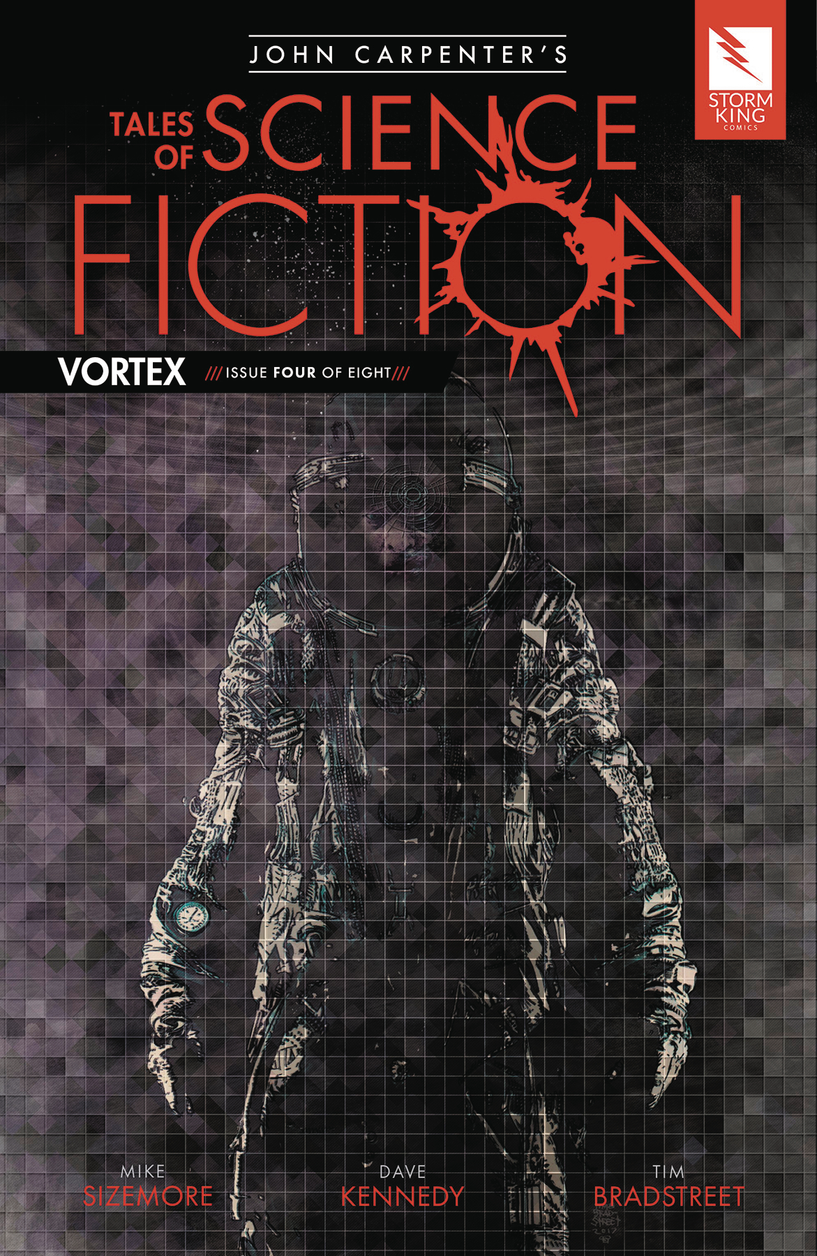 JOHN CARPENTER TALES OF SCI FI VORTEX #4 (OF 8) (MR)