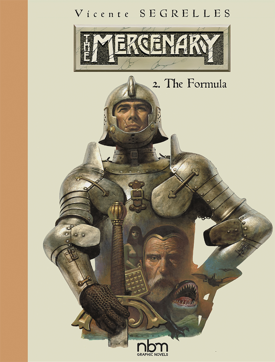 MERCENARY DEFINITIVE ED HC VOL 02