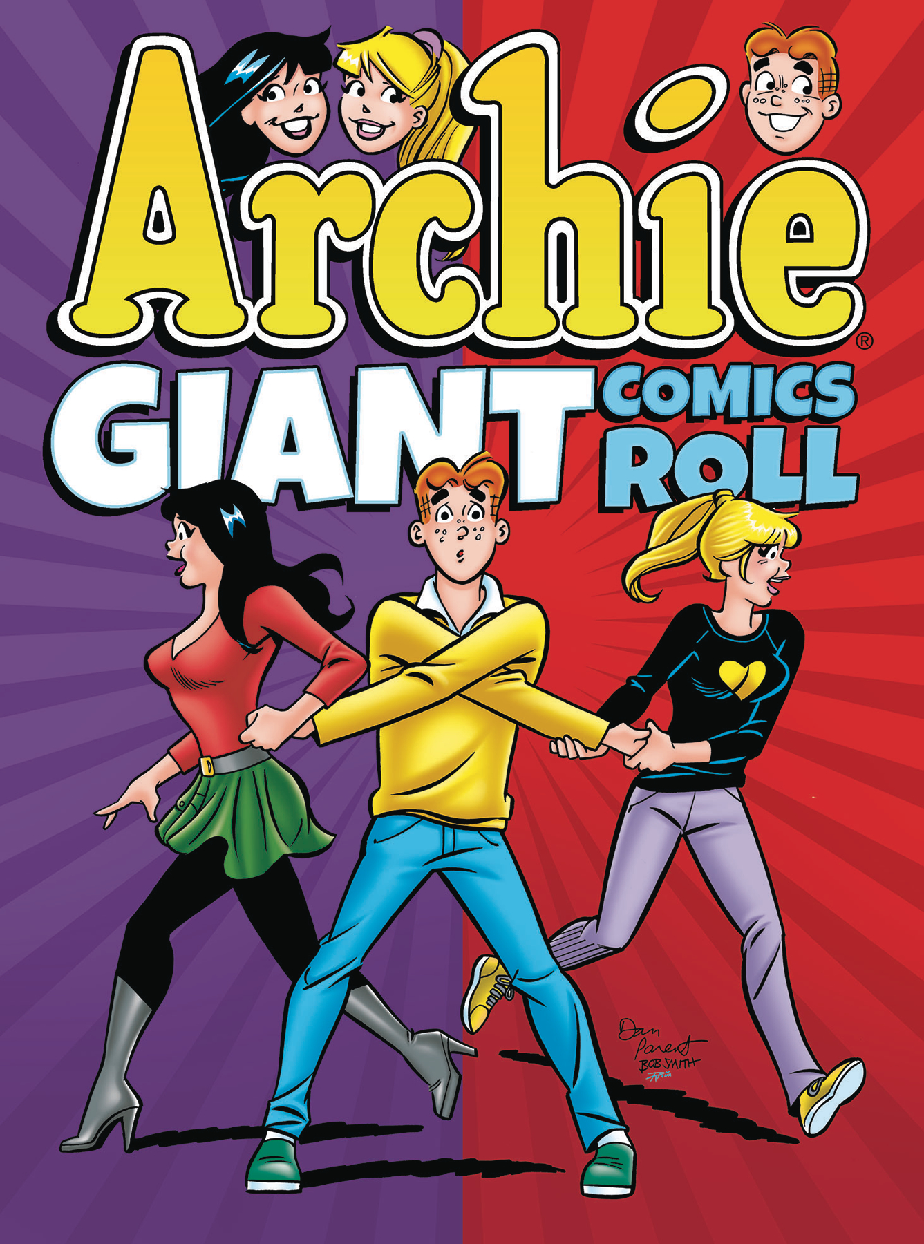 ARCHIE GIANT COMICS ROLL TP