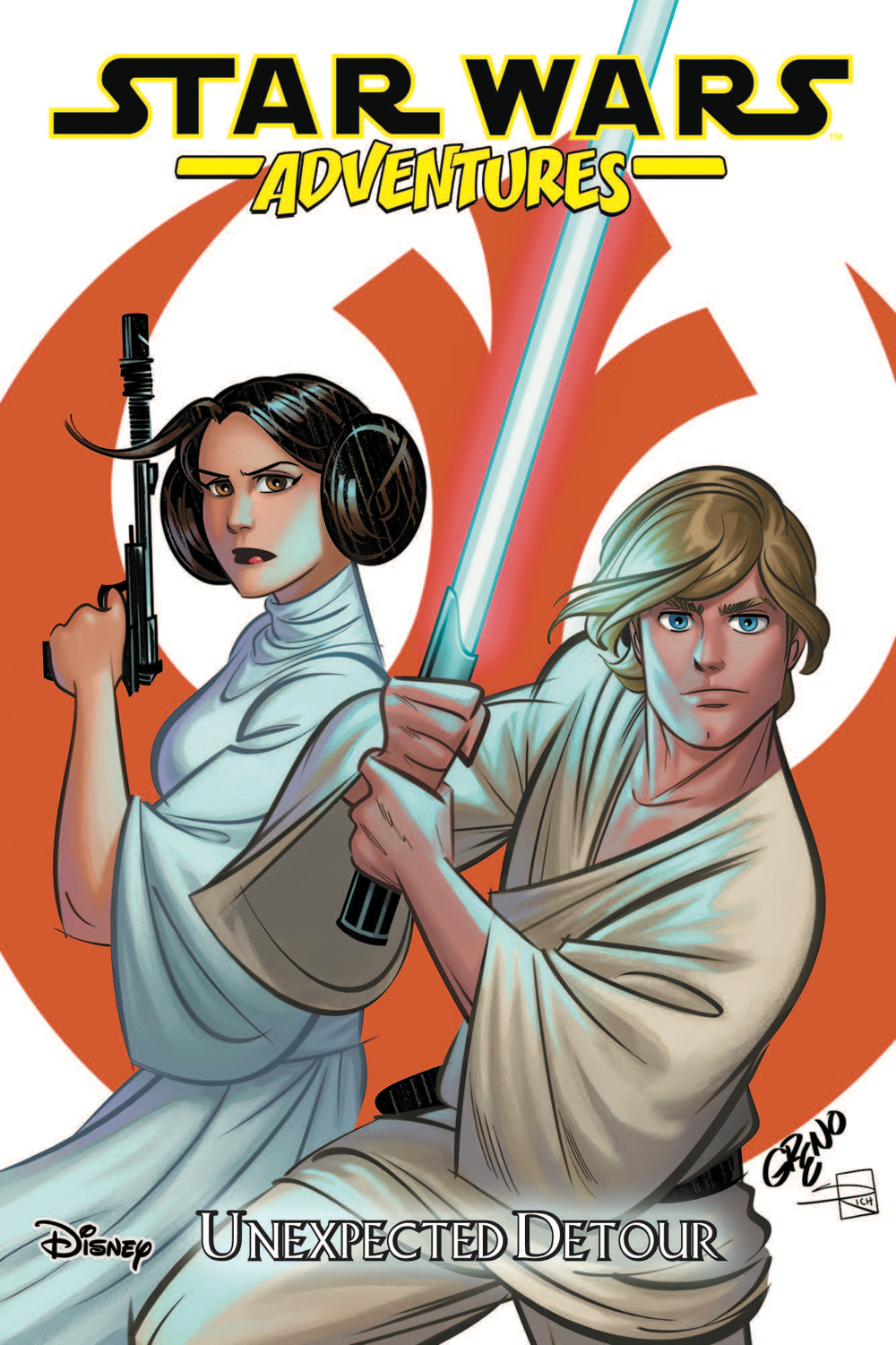STAR WARS ADVENTURES TP VOL 02