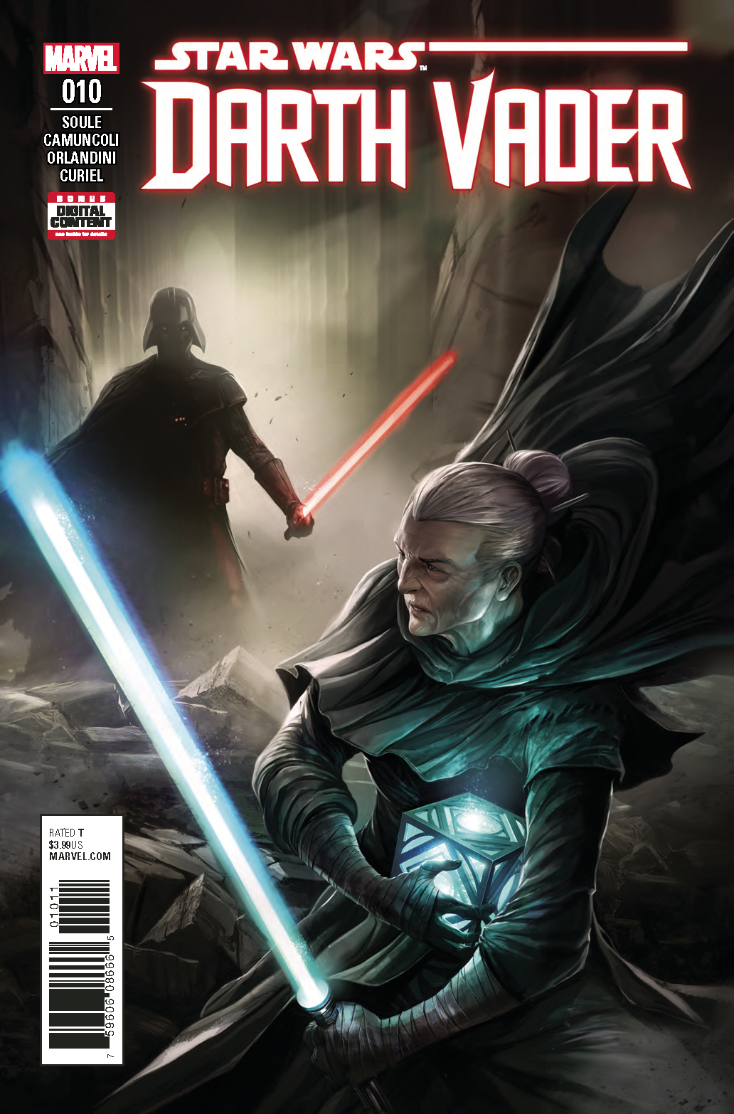 STAR WARS DARTH VADER #10