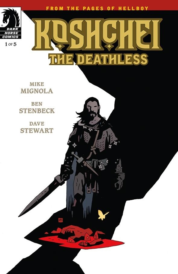 KOSHCHEI THE DEATHLESS #1 (OF 6)
