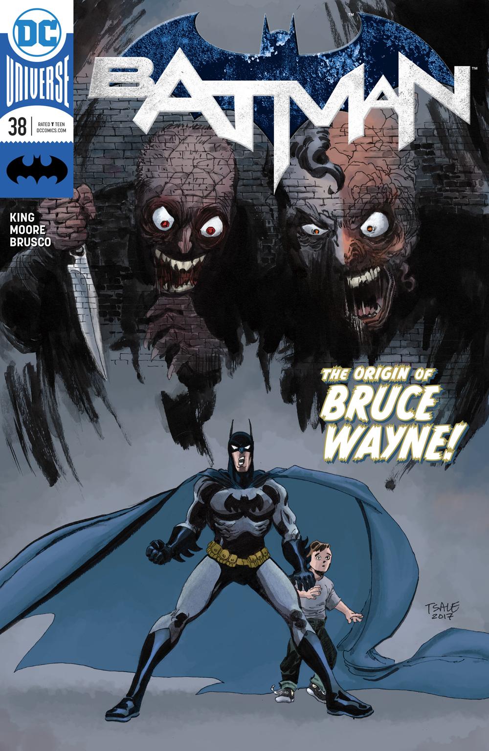 Image result for batman #38