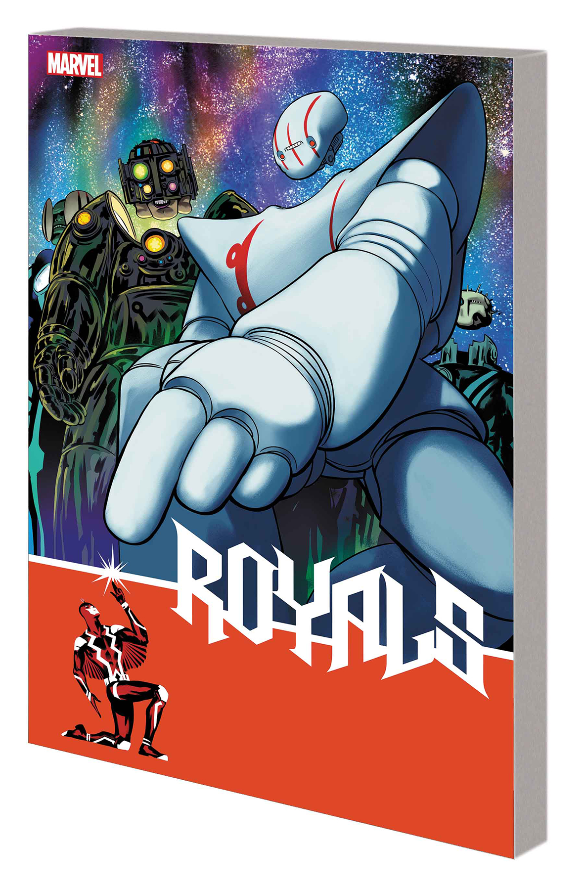 ROYALS TP VOL 02 JUDGEMENT DAY