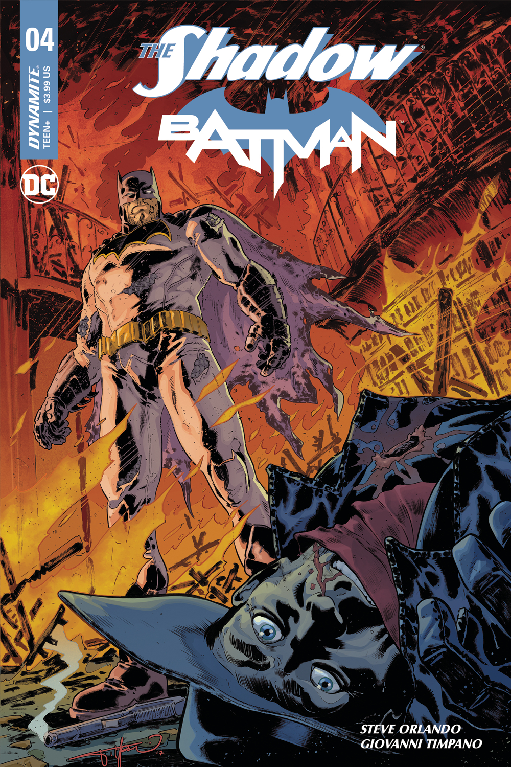 SHADOW BATMAN #4
