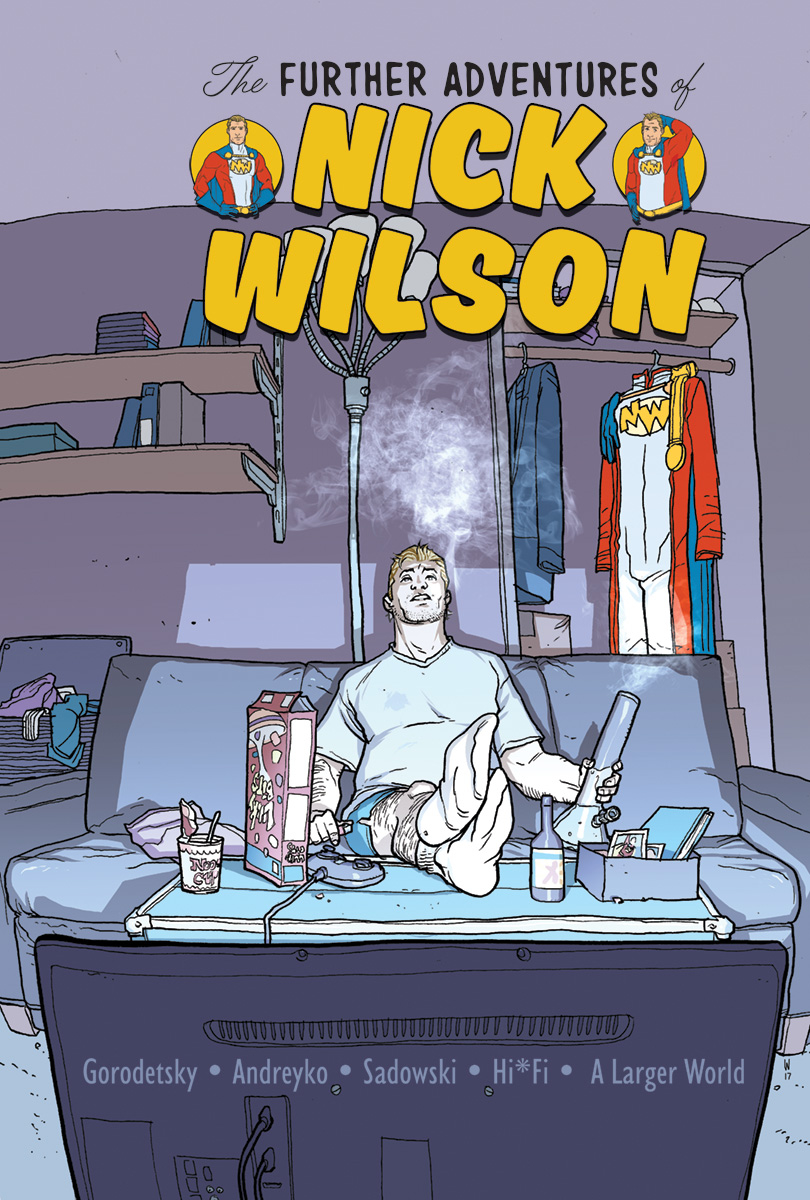 FURTHER ADV OF NICK WILSON #1 (OF 5) CVR A WOODS (MR)
