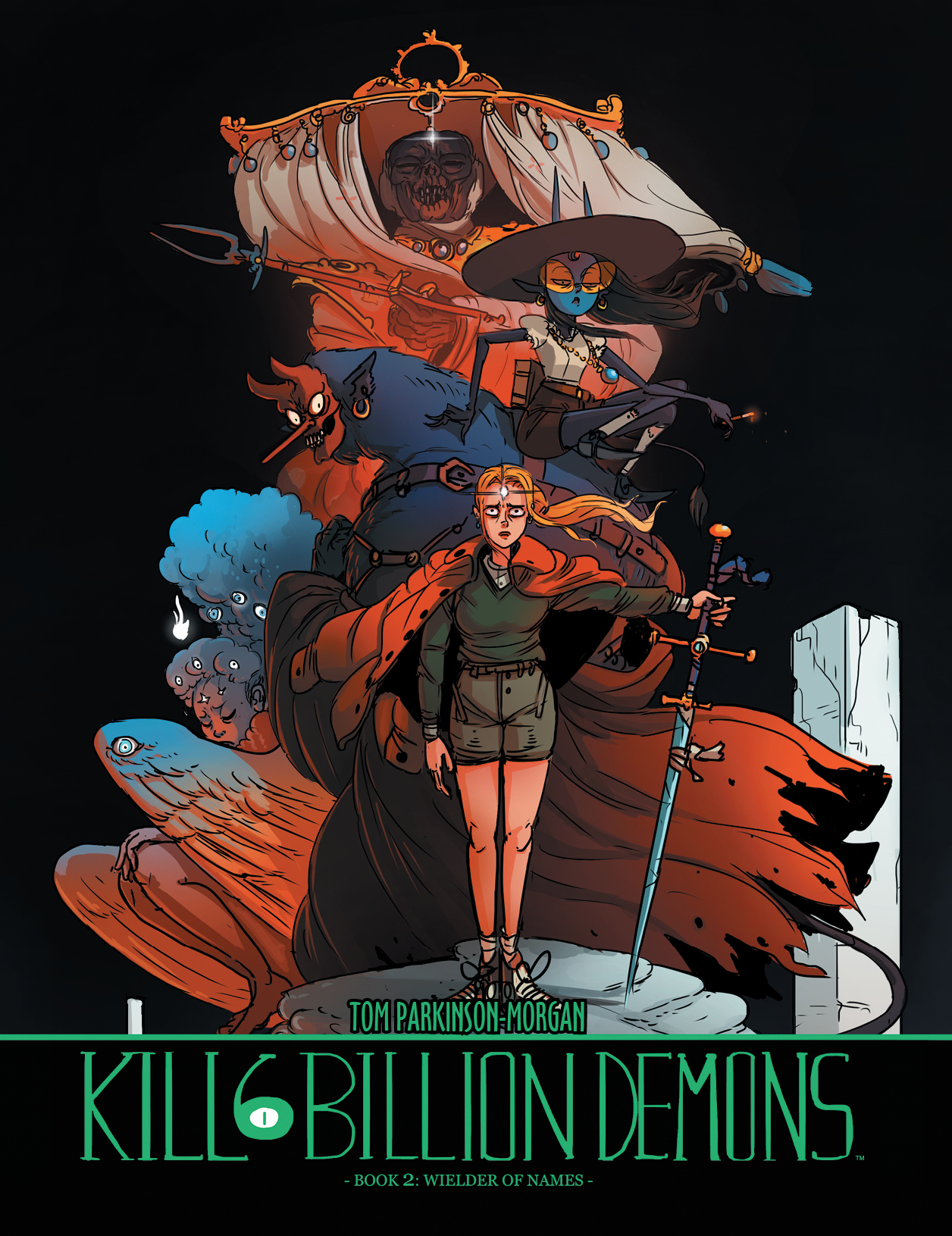 KILL 6 BILLION DEMONS TP VOL 02