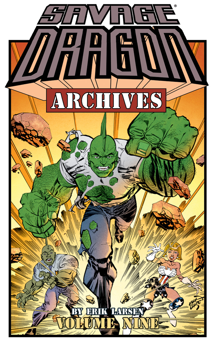 SAVAGE DRAGON ARCHIVES TP VOL 09 (NOV170820) (MR)