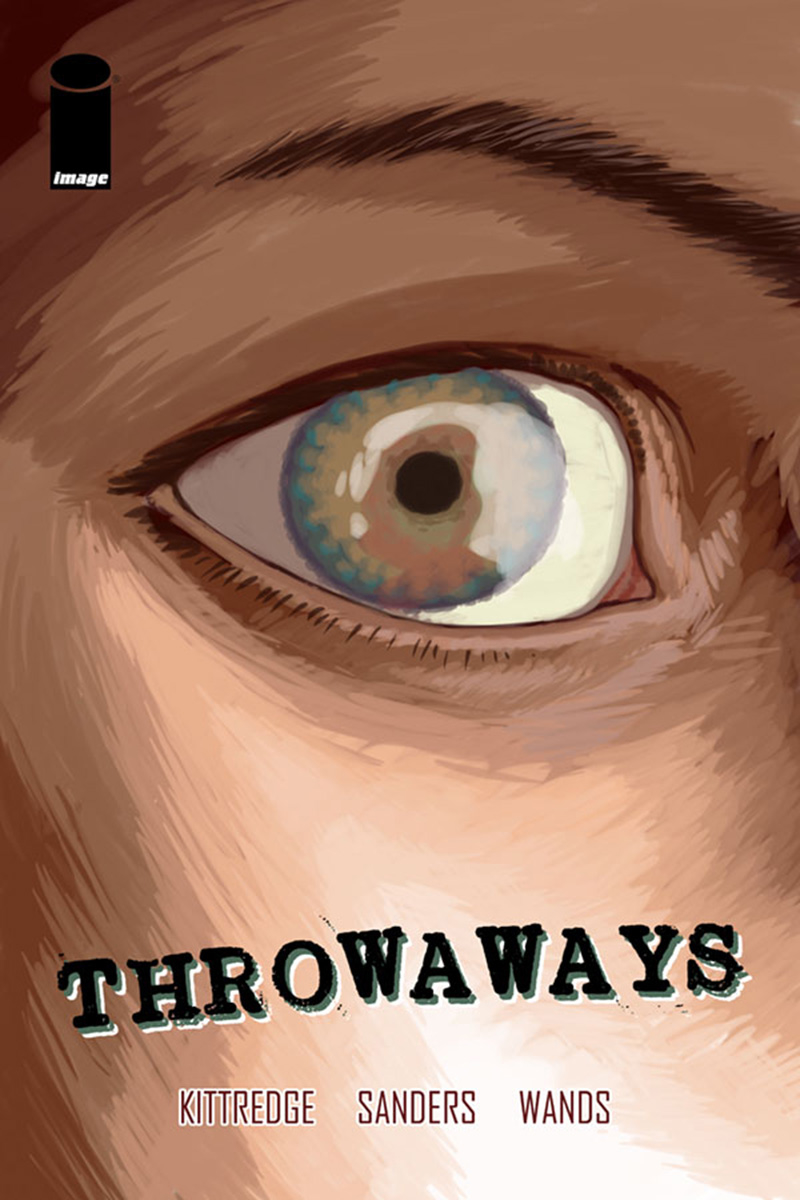 THROWAWAYS #11 (MR)