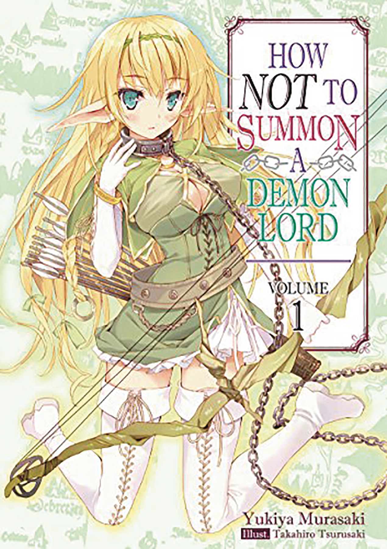 HOW NOT TO SUMMON DEMON LORD GN VOL 01 (RES)