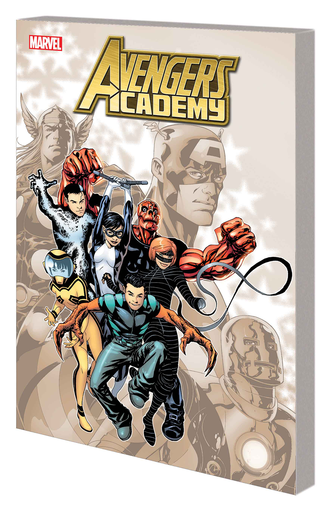 AVENGERS ACADEMY TP VOL 01 COMPLETE COLLECTION