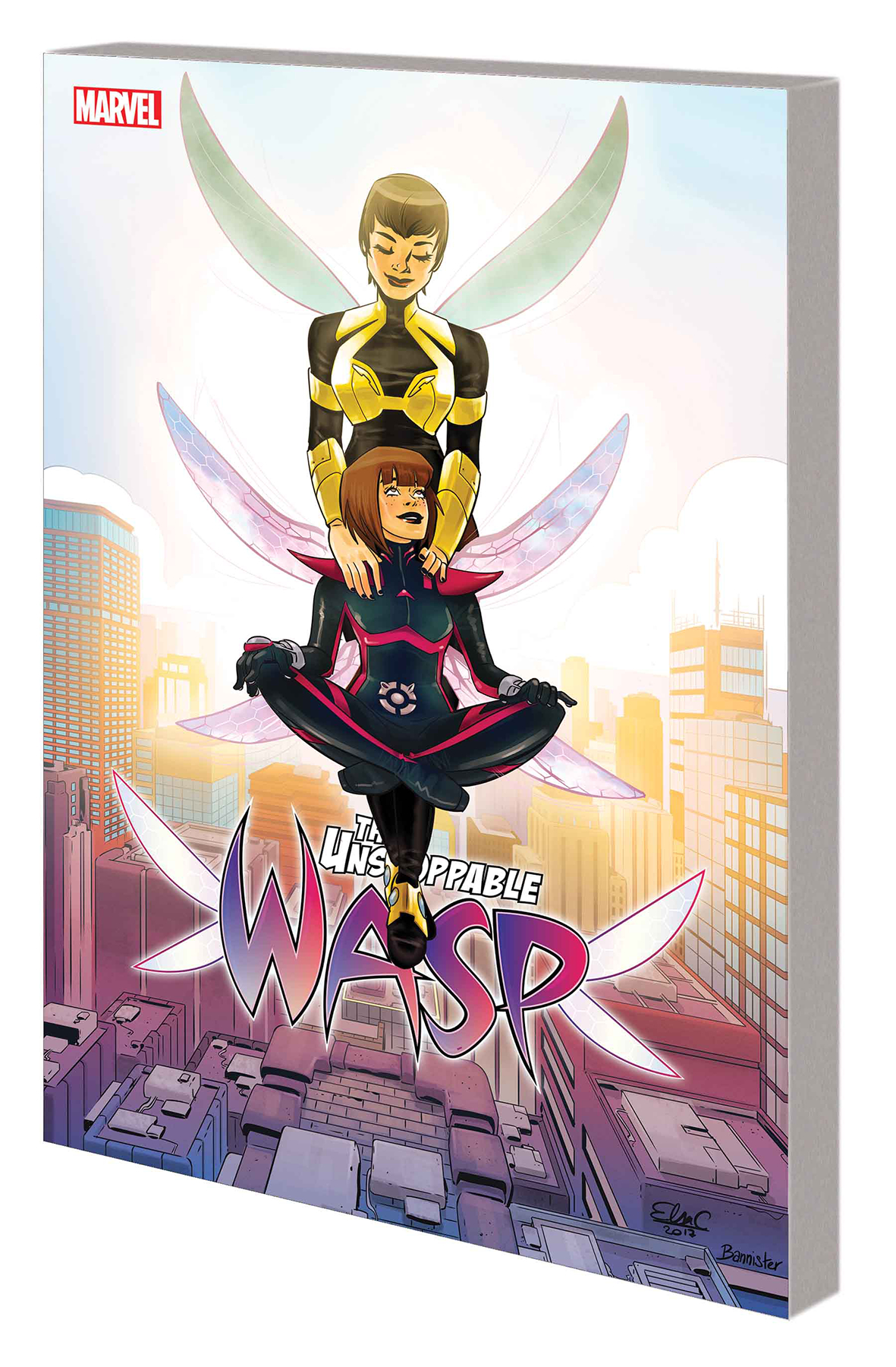 UNSTOPPABLE WASP TP VOL 02 AGENTS OF GIRL