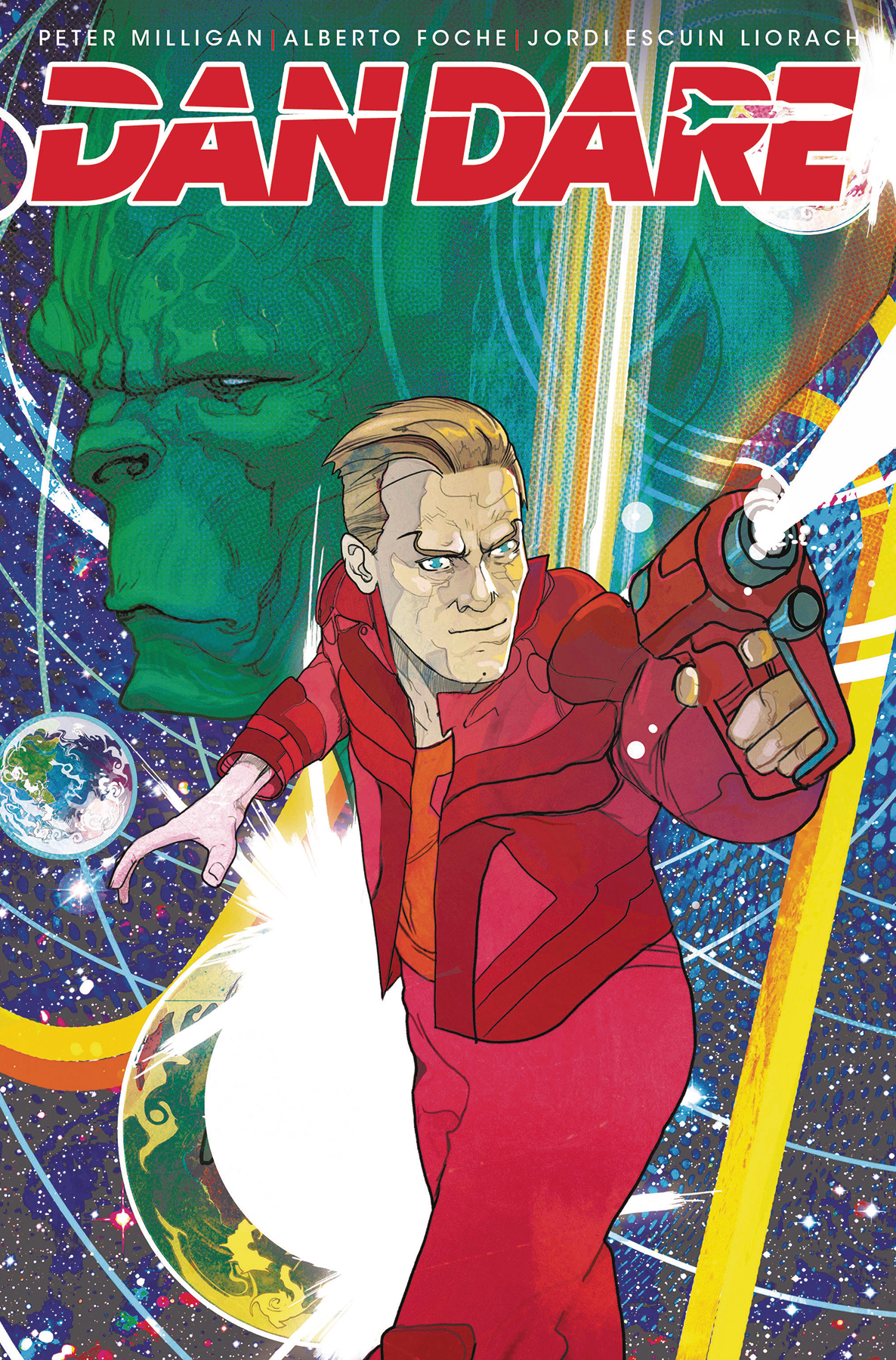 DAN DARE TP VOL 01 HE WHO DARES (MR)