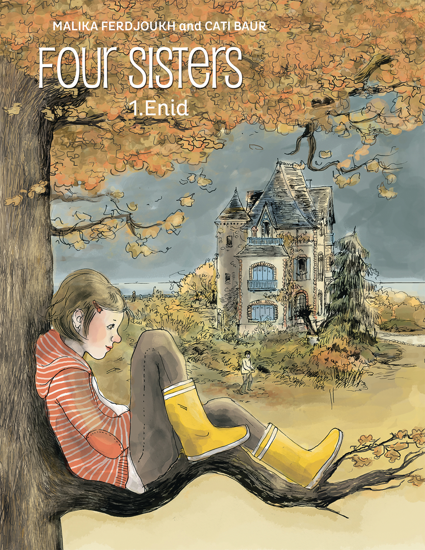 FOUR SISTERS HC VOL 01 ENID
