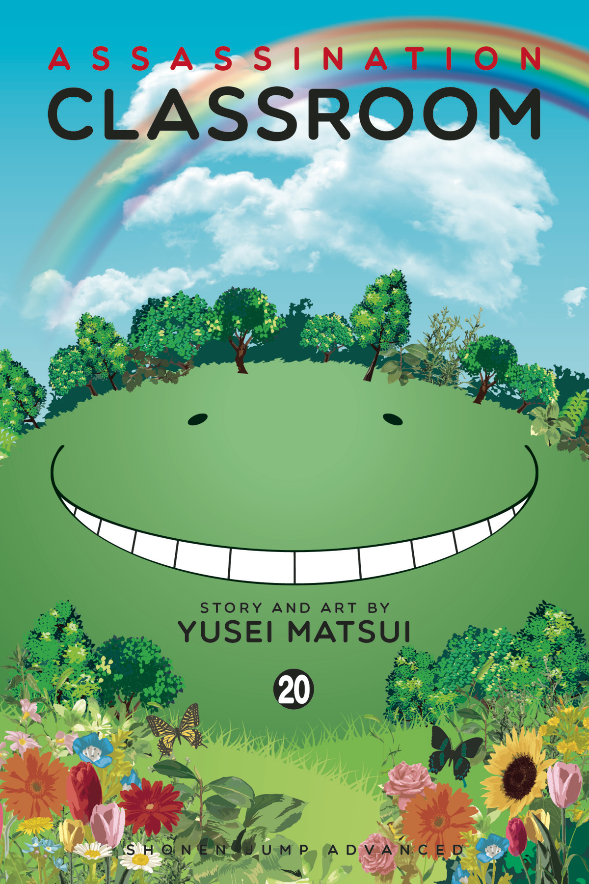 ASSASSINATION CLASSROOM GN VOL 20