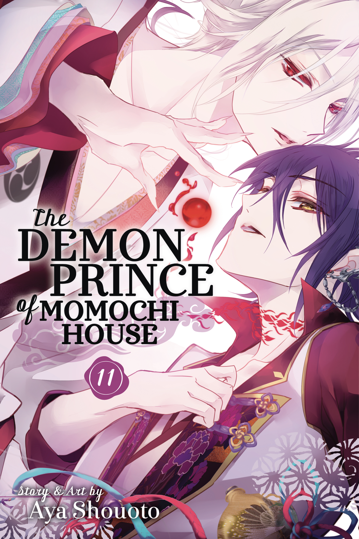 DEMON PRINCE OF MOMOCHI HOUSE GN VOL 11