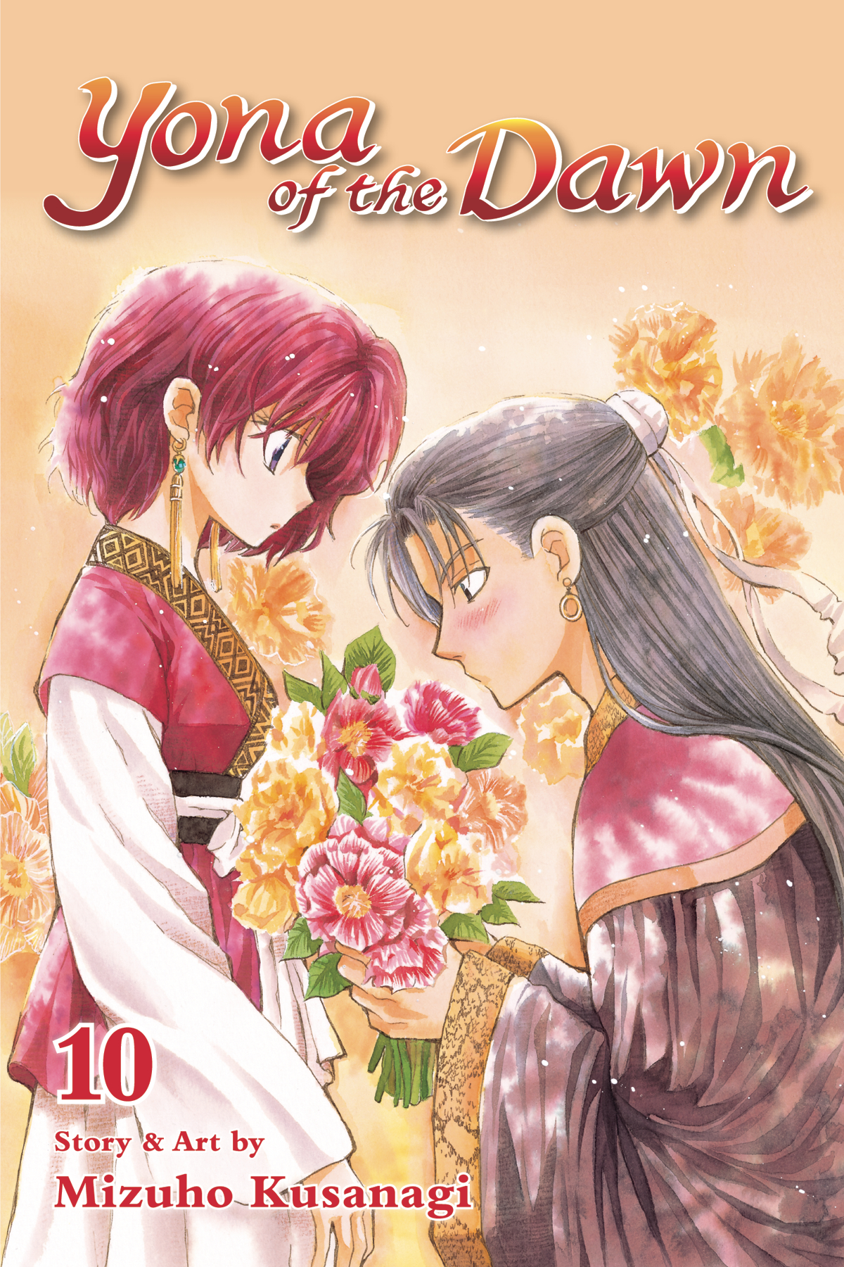 YONA OF THE DAWN GN VOL 10
