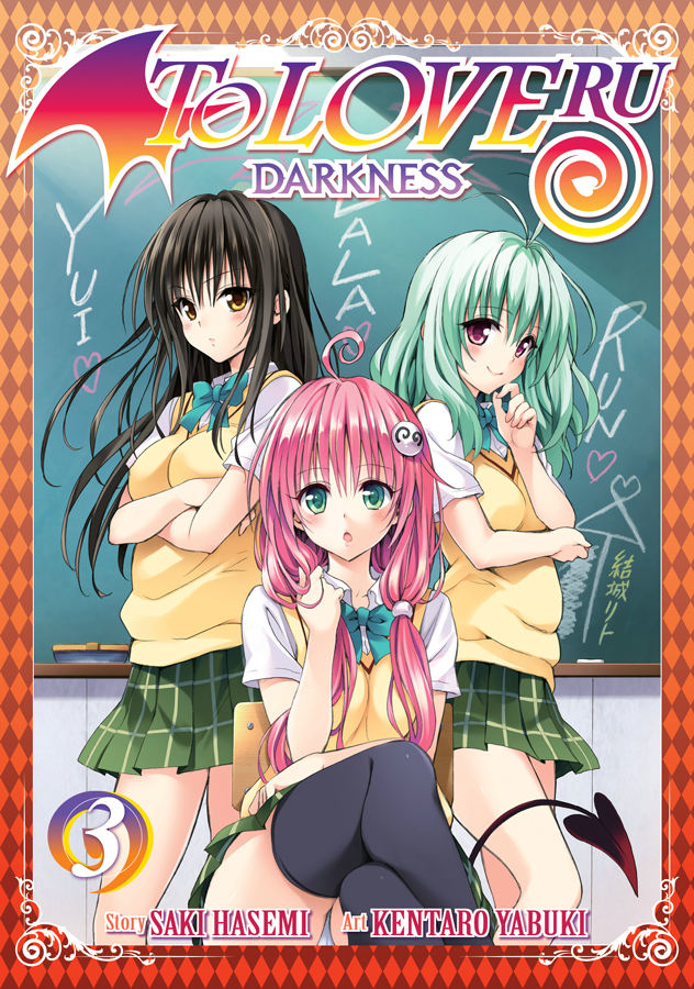 TO LOVE RU DARKNESS GN VOL 03 (MR)