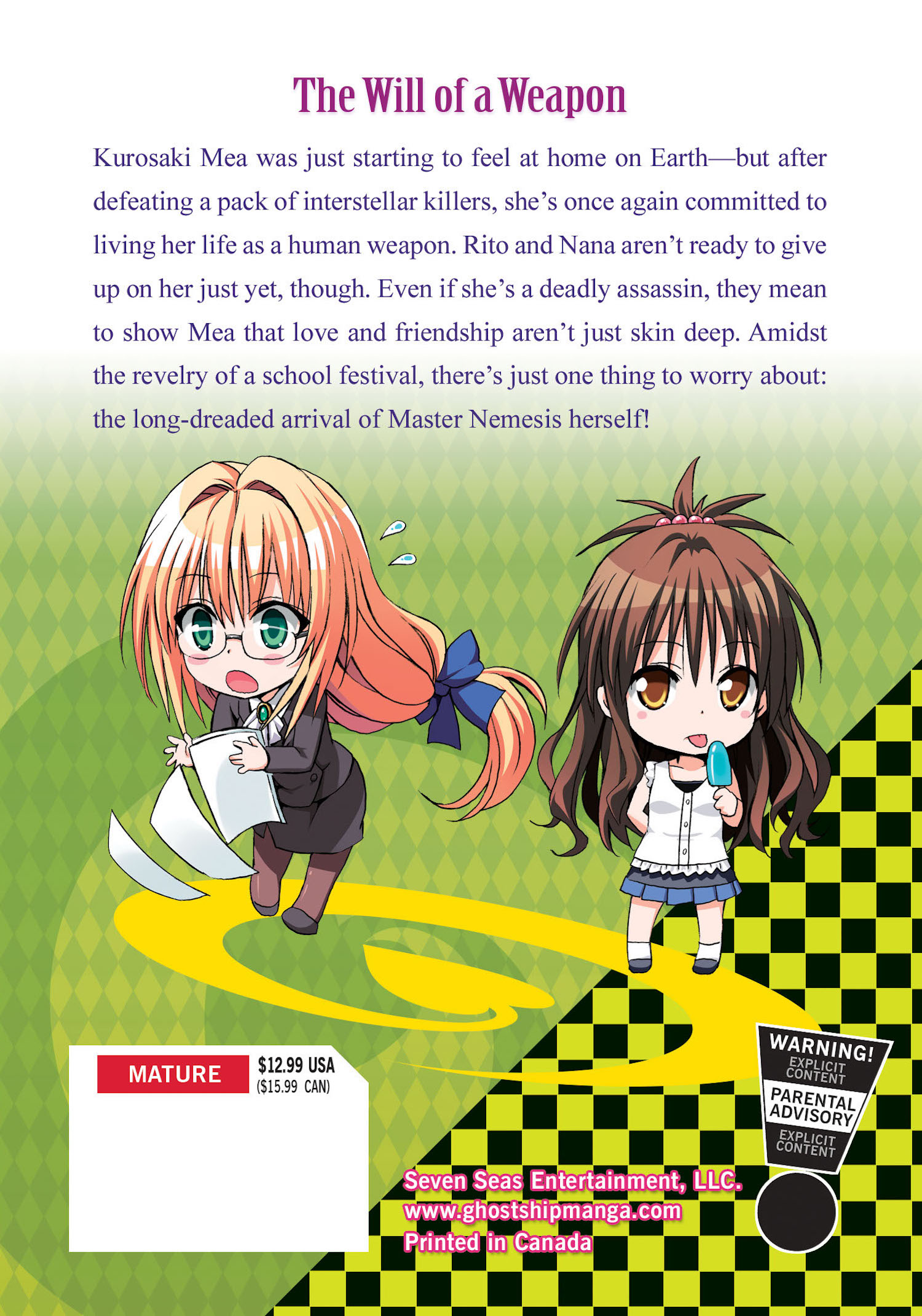 TO LOVE RU DARKNESS GN VOL 06 (MAY182282) (MR)