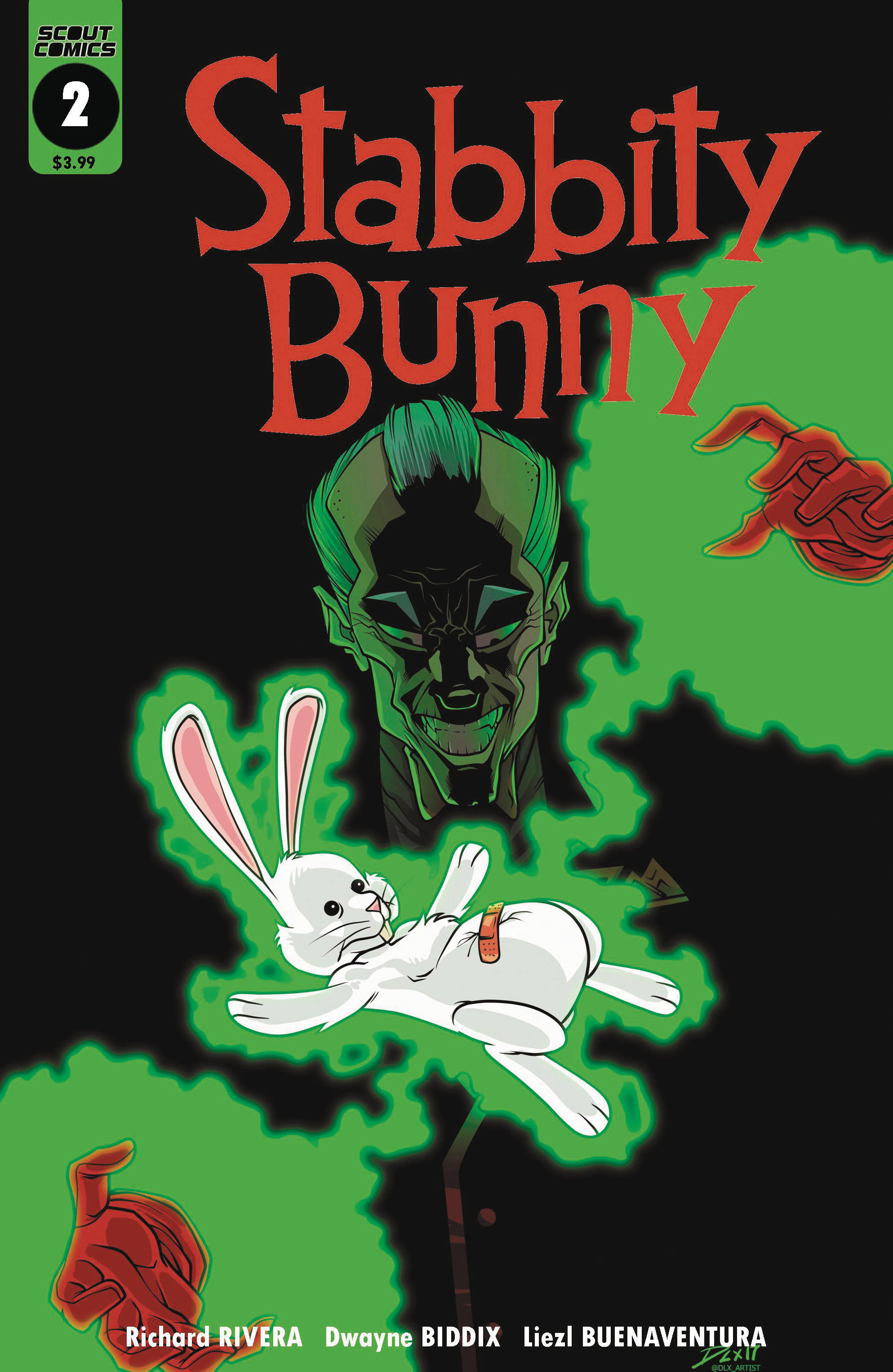 (USE JAN188084) STABBITY BUNNY #2