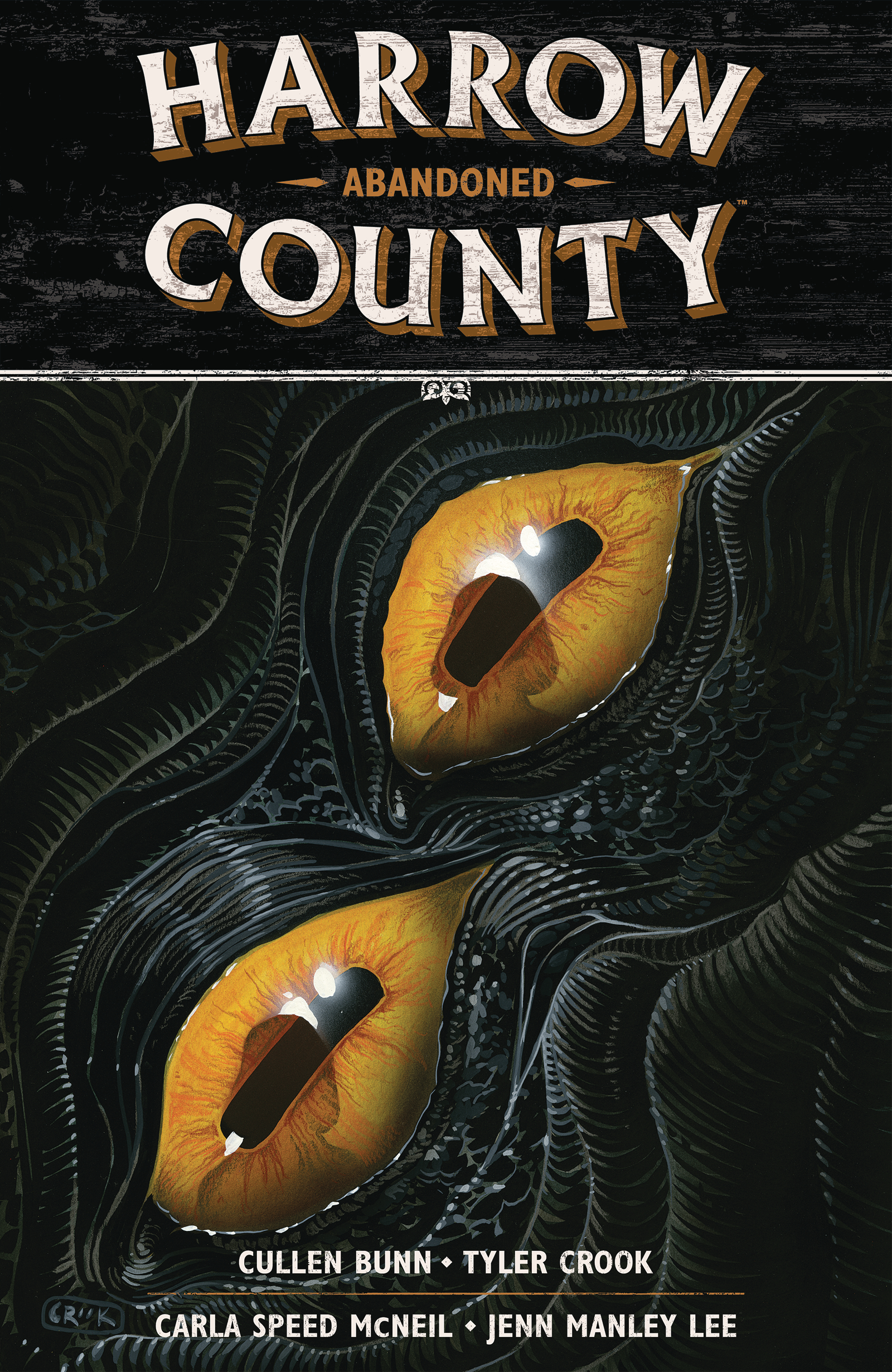 HARROW COUNTY TP VOL 05 ABANDONED (CURR PTG)