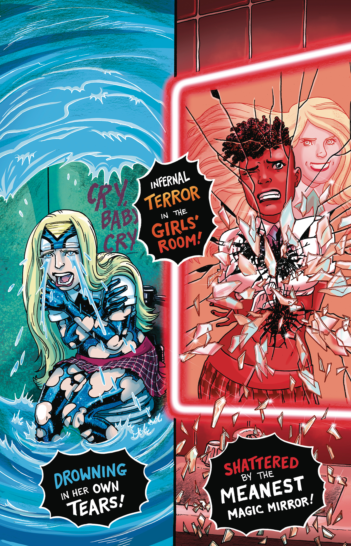 EMPOWERED & SISTAH SPOOKYS HIGH SCHOOL HELL #3
