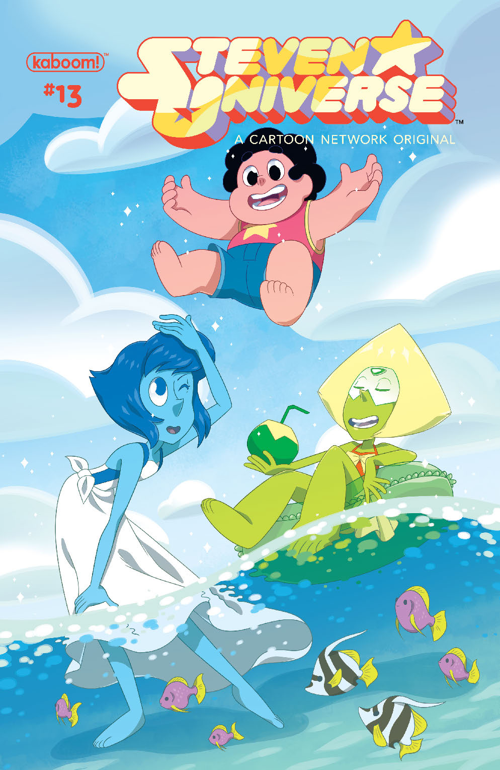 STEVEN UNIVERSE ONGOING #13