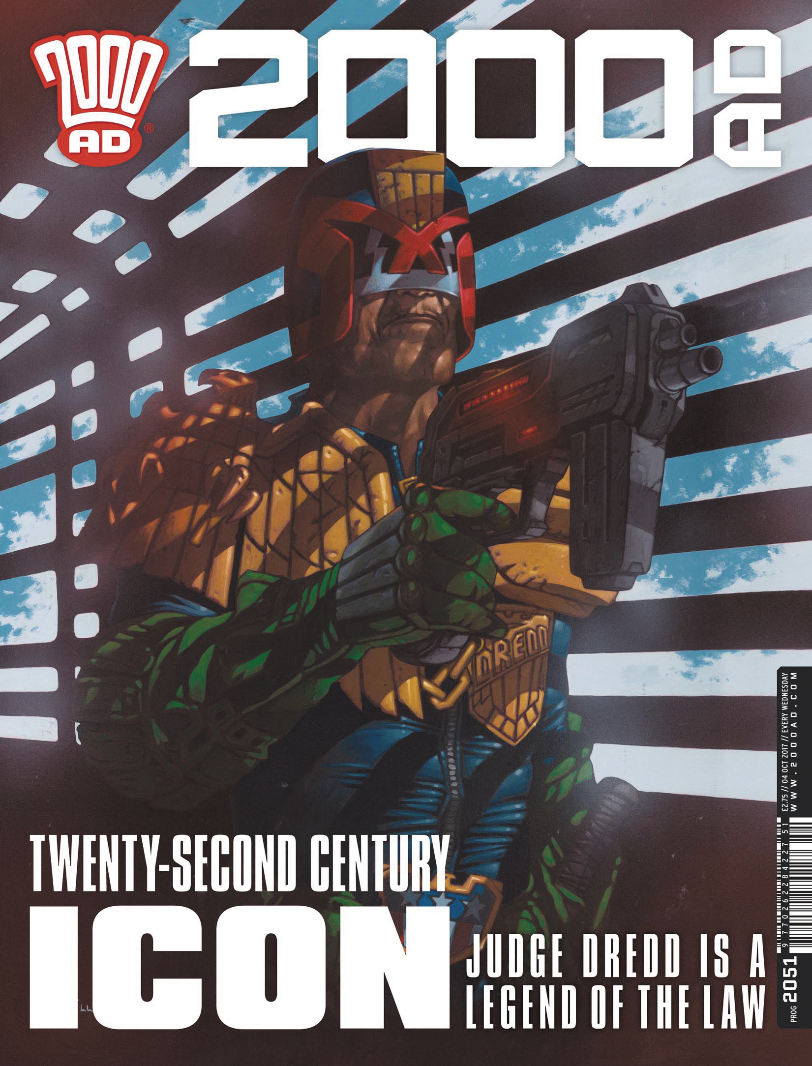 2000 AD PACK FEB 2018