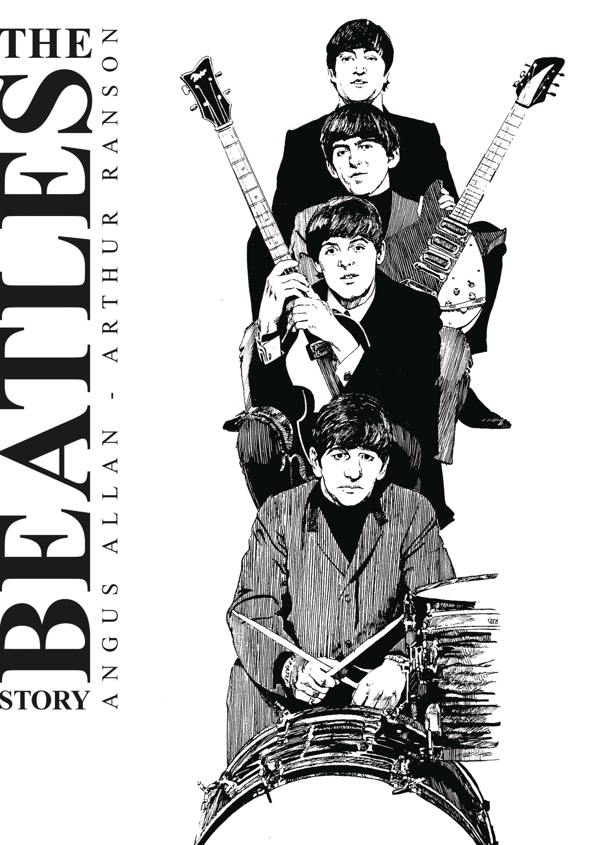 THE BEATLES STORY HC